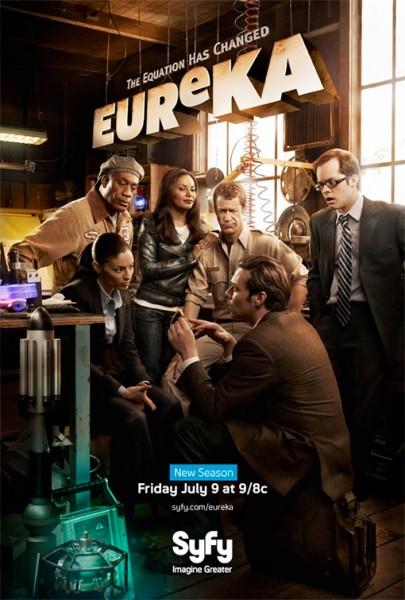 Eureka (2012) {SEZON 5} HDTV.x264 Napisy PL