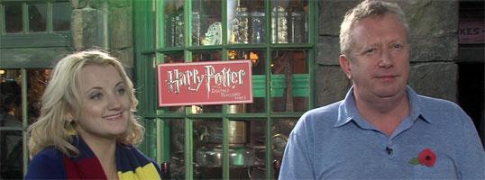 lynch potter interview harry evanna