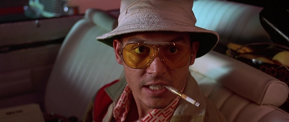 Fear and Loathing in Las Vegas: actors and story of creation
