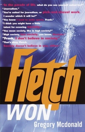 fletch won book cover