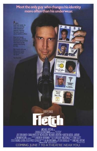 fletch reboot poster