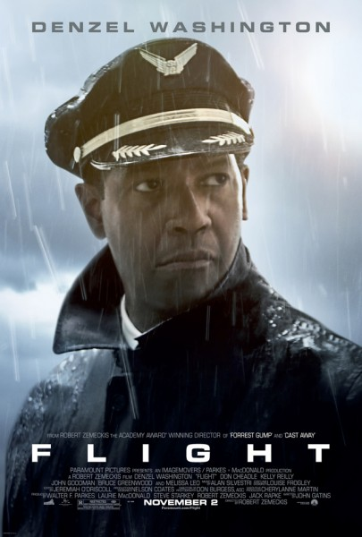 flight-poster denzel washington