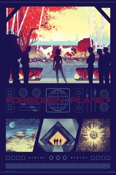 forbidden-planet-mondo-poster