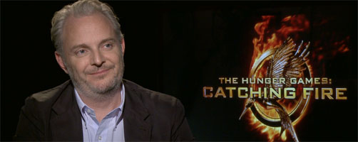 Director Francis Lawrence Talks The Hunger Games Catching