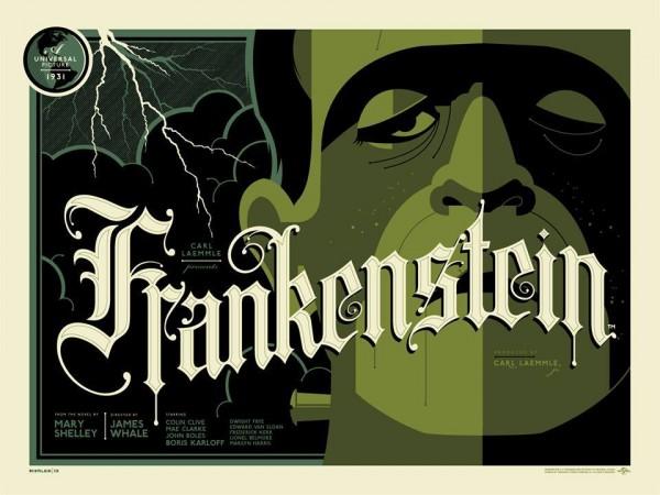 frankenstein-tom-whalen-poster