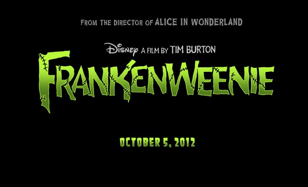 frankenweenie-logo-movie image