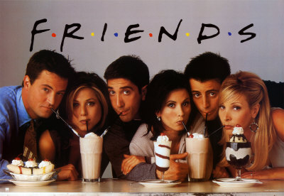 Friends Were Our Friends