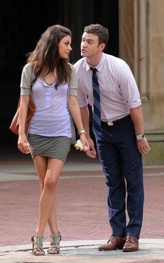 - [Critique] Sexe Entre Amis (2011) friends with benefits movie image1