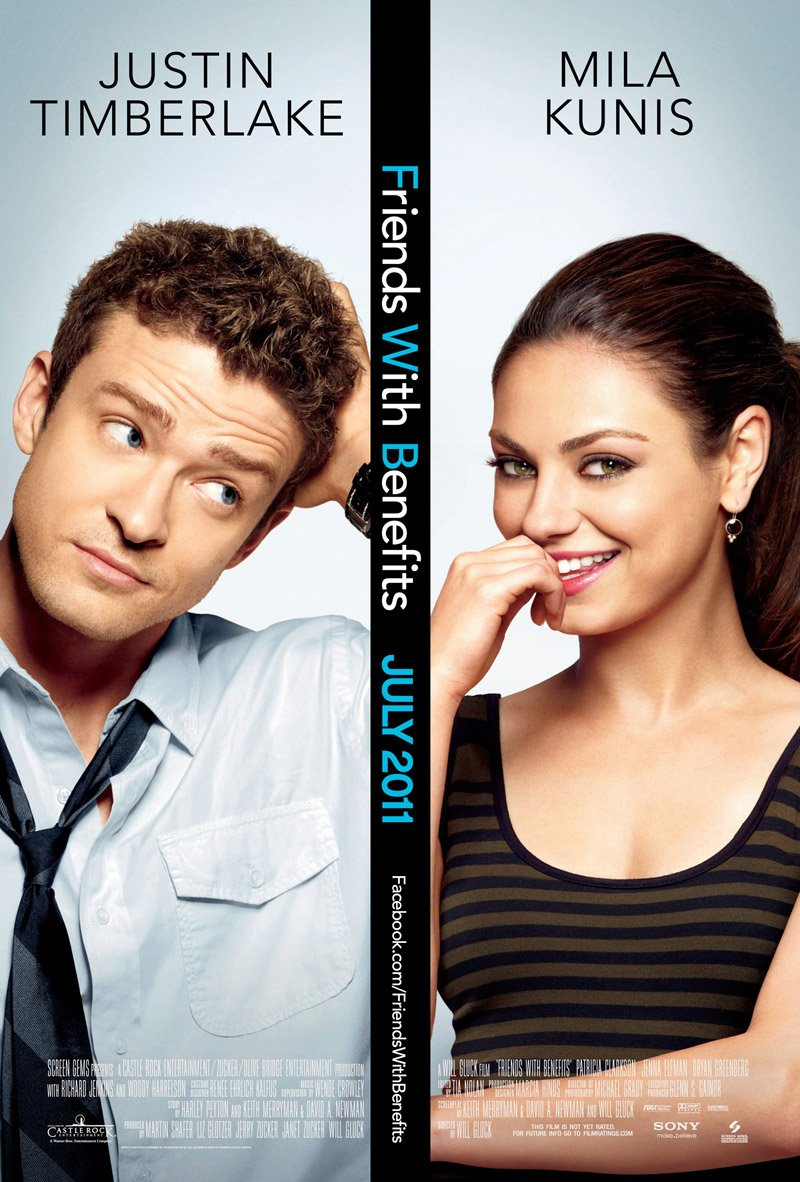 friends with benefits movie poster 01 So stay tunned for plenty of russian porn. Retaking Patricia series ...