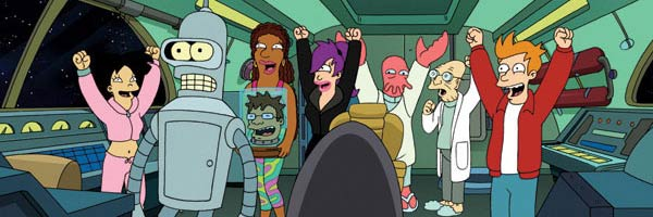 futurama headed to syfy in new off network deal collider