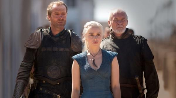 game of thrones walk of punishment jorah daenerys selmy