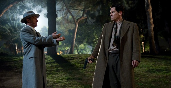 the gangster squad sean penn josh brolin