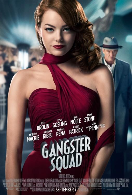 Gangster Squad ...