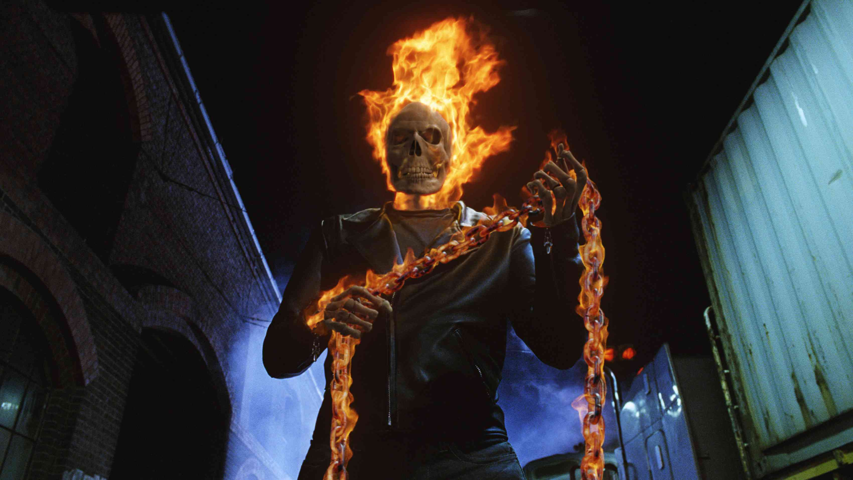 Nicolas Cage Confirms He Ll Return For Ghost Rider 2
