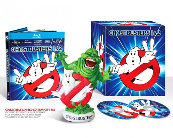 ghostbusters collectors edition blu-ray