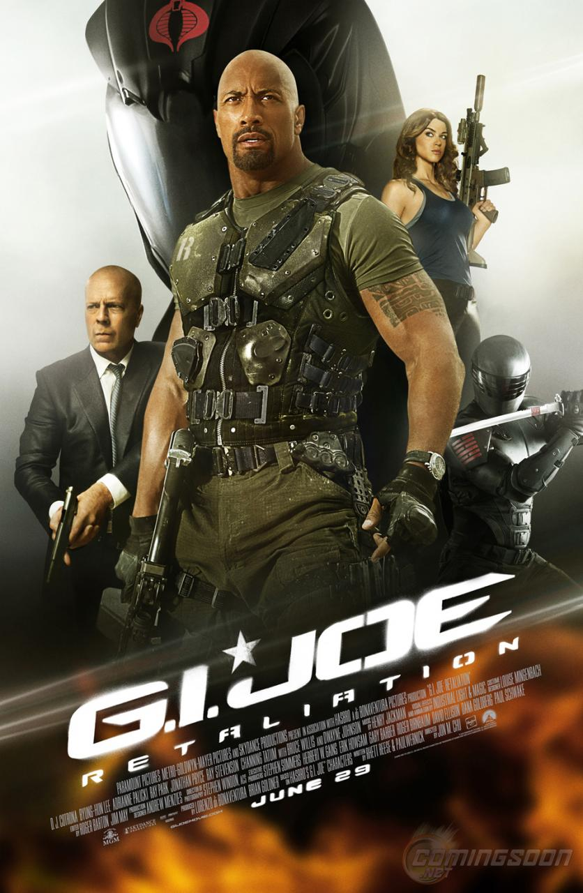 Download Film G.I. Joe: Retaliation / G.I. Joe 2 Gratis