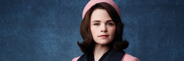 Interview With :    Actress Ginnifer Goodwin Talks Killing Kennedy, Showing the Private Side of Jackie Kennedy