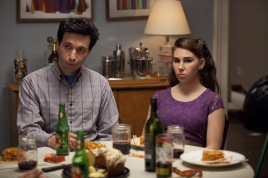 girls its a shame about ray zosia mamet alex karpovsky