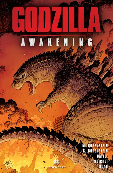 godzilla-awakening-graphic-novel