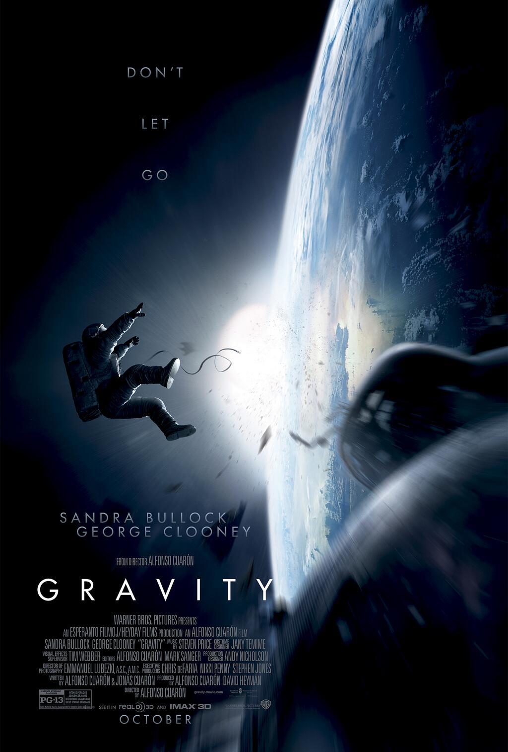 Gravedad (Gravity) (2013) Online
