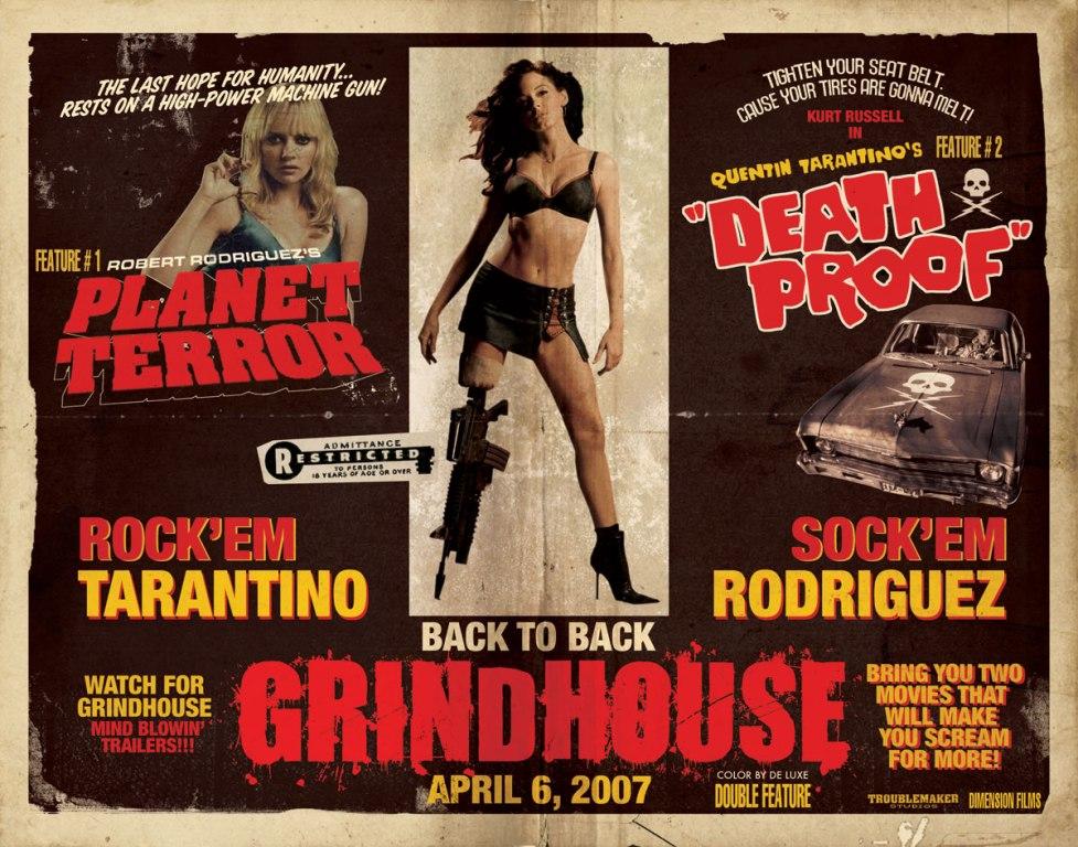 Grindhouse Planet Terror