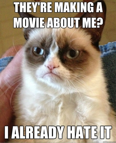 grumpy cat meme movie