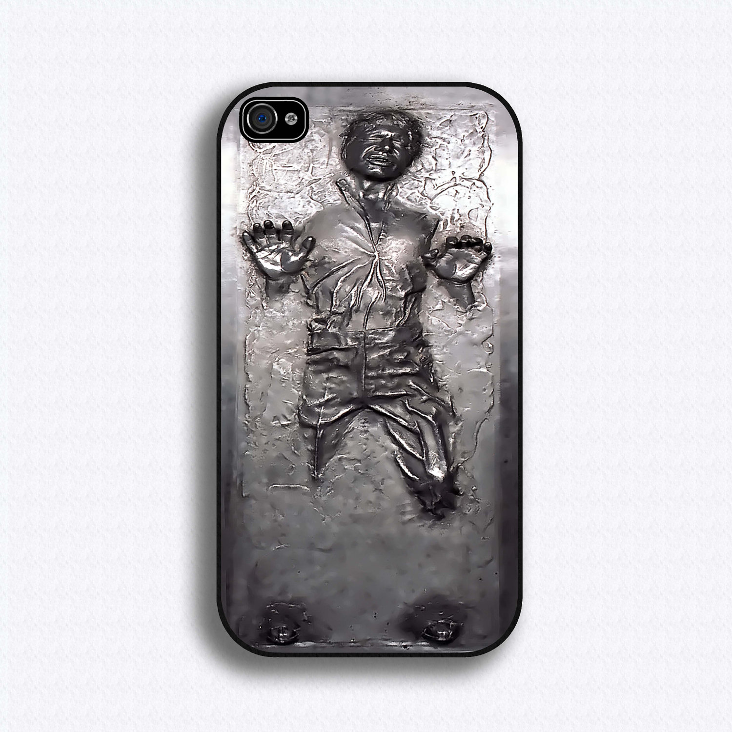 Check Out This Chic \'Star Wars\' Han Solo in Carbonite Business Card ...