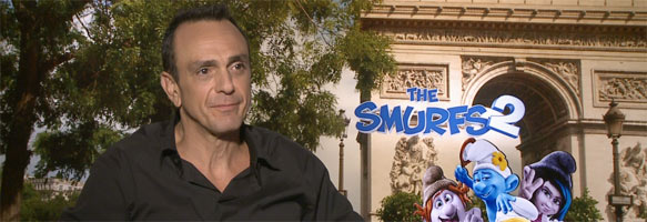 hank-azaria-smurfs-2-interview-slice