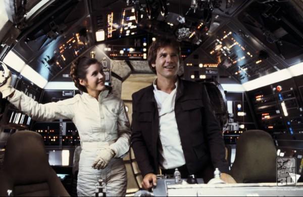 harrison ford empire strikes back han solo leia 02 600x390 Empire Strikes Back Director Kershner Passes
