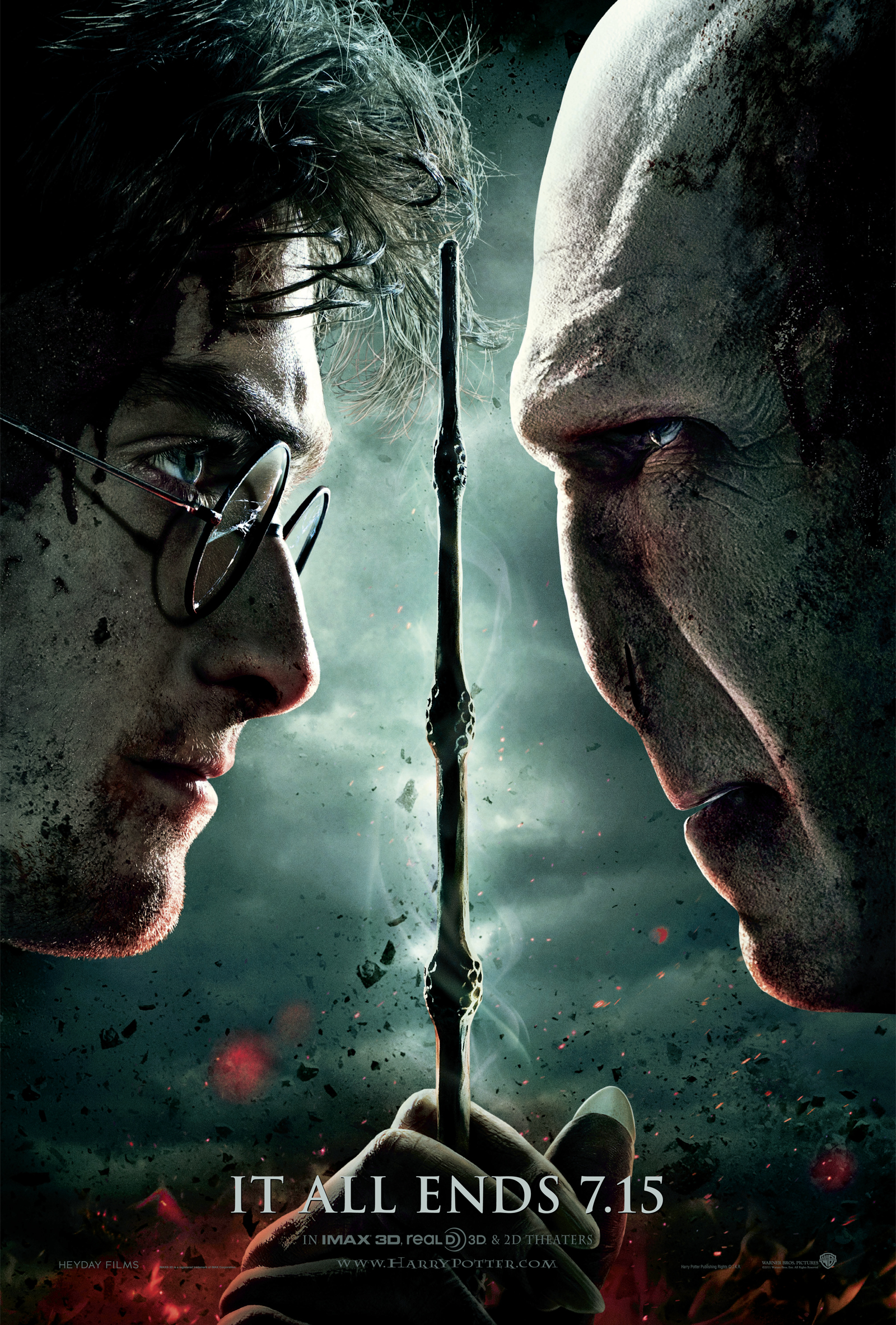 Harry potter for writers the wand chooses the wizard for Harry potter and the deathly hallows wand