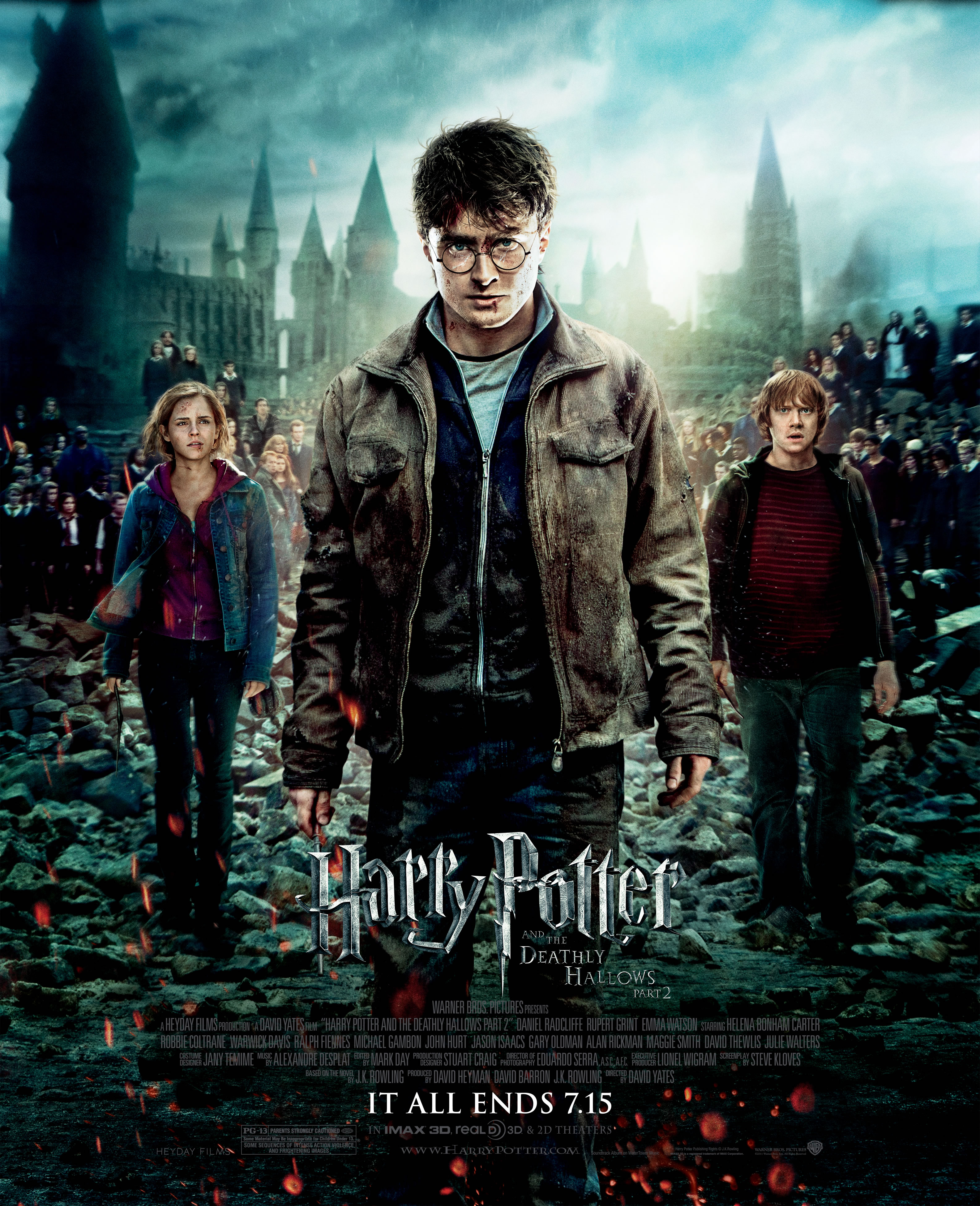 harry potter deathly hallows part 2 final poster 01 show is about to air a gay