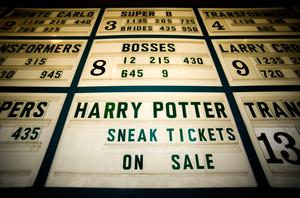 harry potter transformers box office statistics