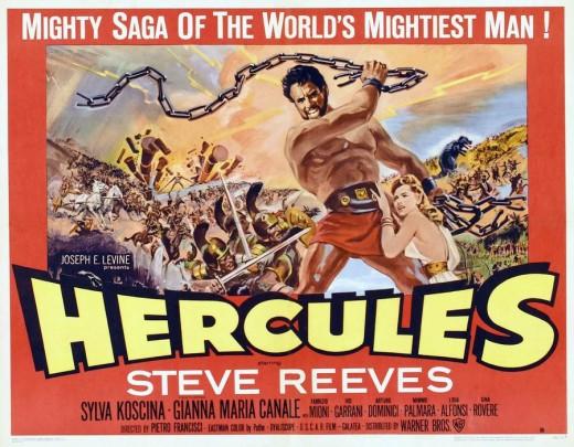 hercules poster steve reeves