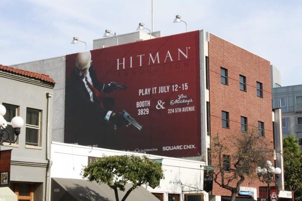hitman comiccon 2012