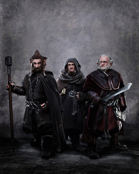 Peter Jackson Releases First Image of 'The Hobbit' Dwarves