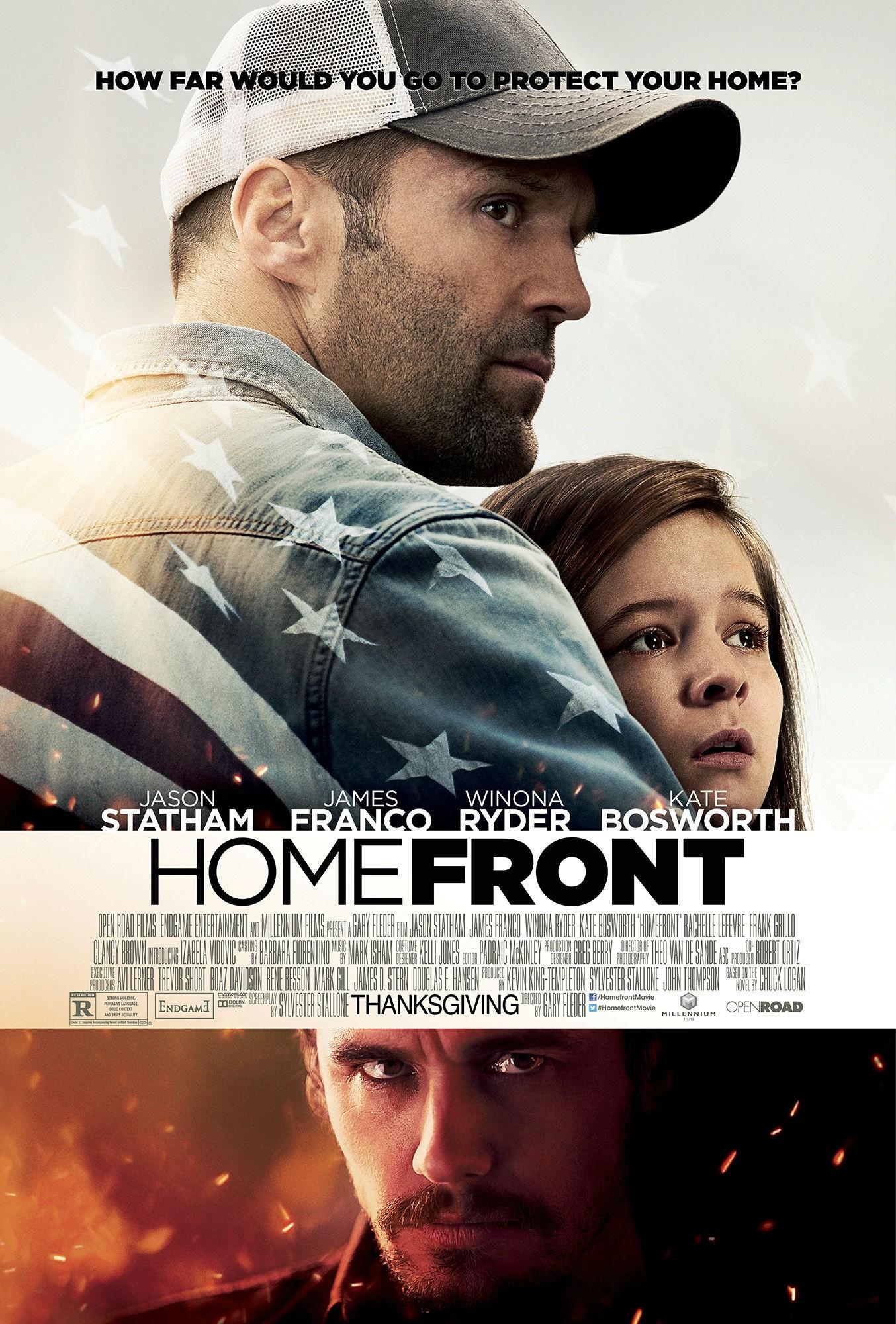 HOMEFRONT Trailer Starring Jason Statham, James Franco and Kate ...