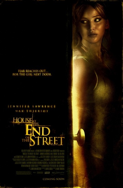 house at the end of the street poster jennifer lawrence