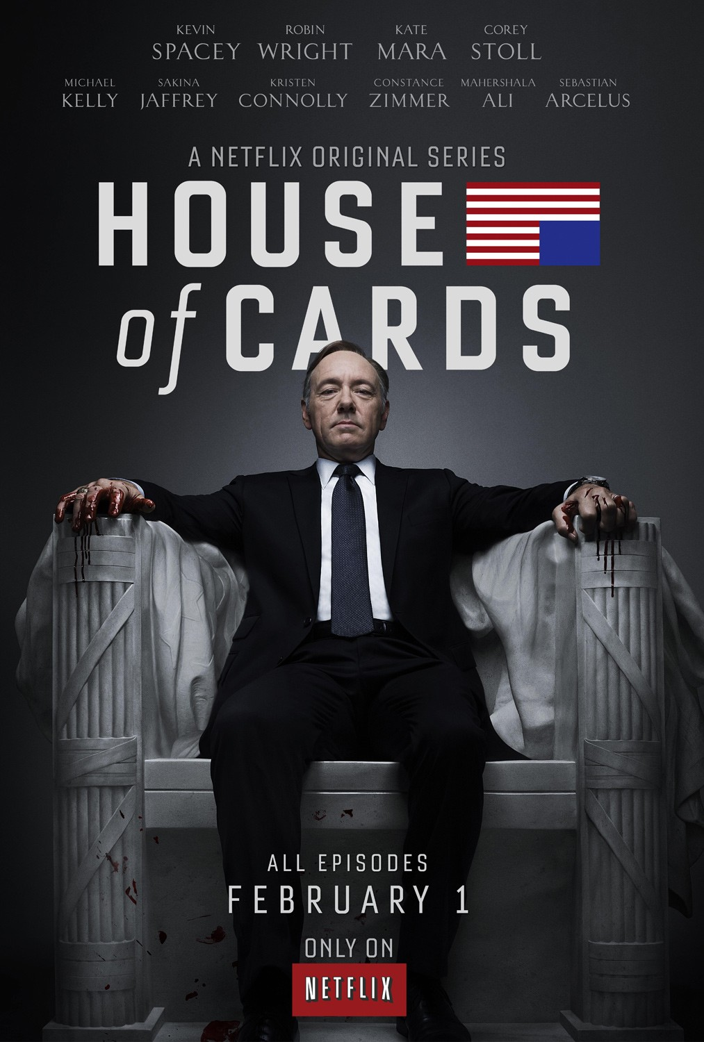 Editorial netflix house of cards and tv viewing habits in the age of time shifting collider - House of tv show ...
