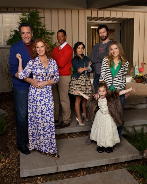 how to live with your parents cast sarah chalke