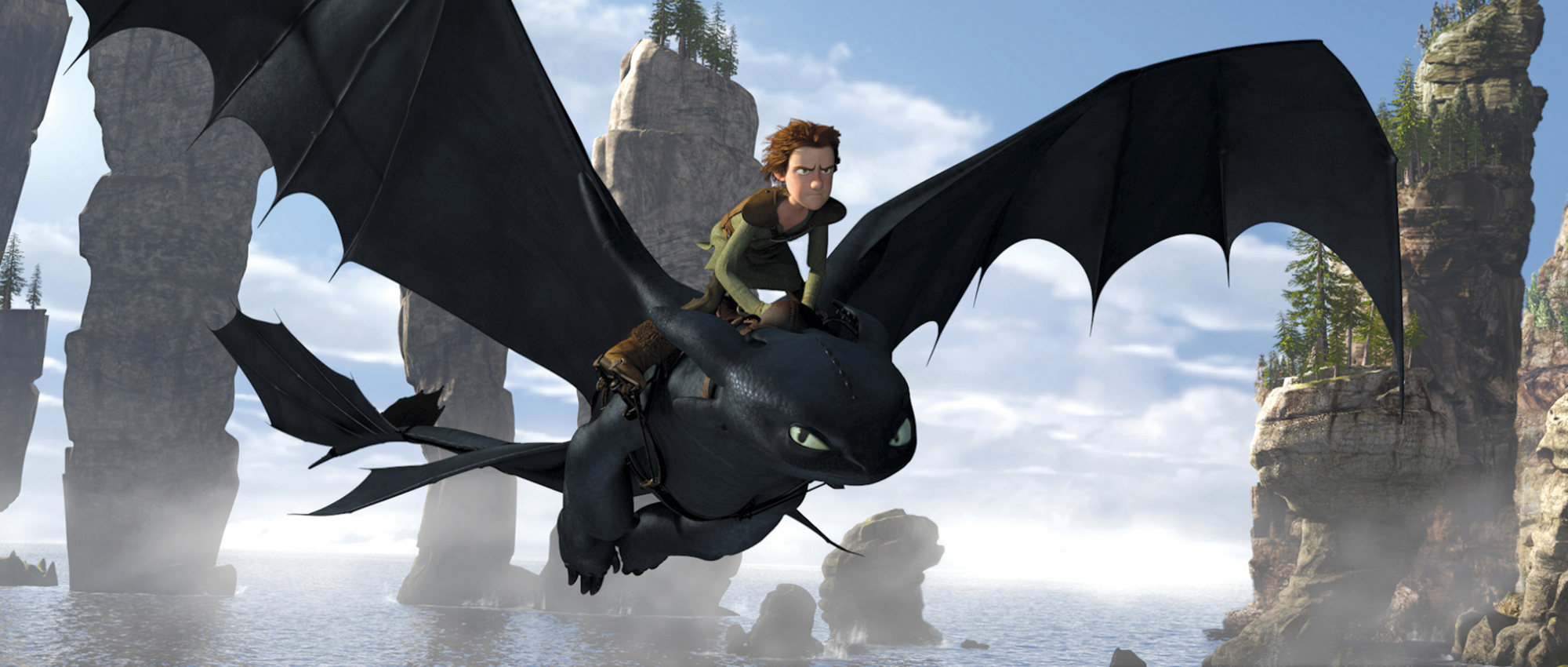 HOW TO TRAIN YOUR DRAGON TV Series Trailers | Collider