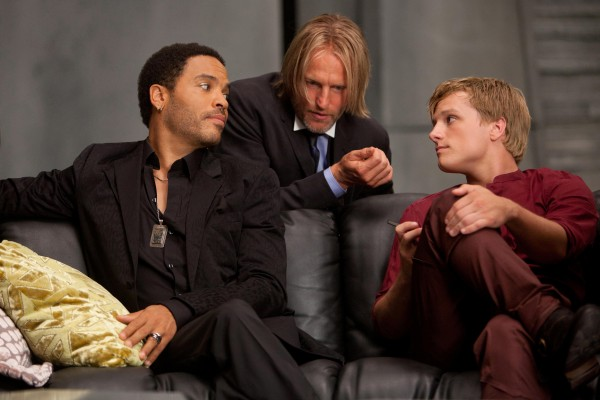 hunger-games-lenny-kravitz-woody-harrelson-josh-hutcherson