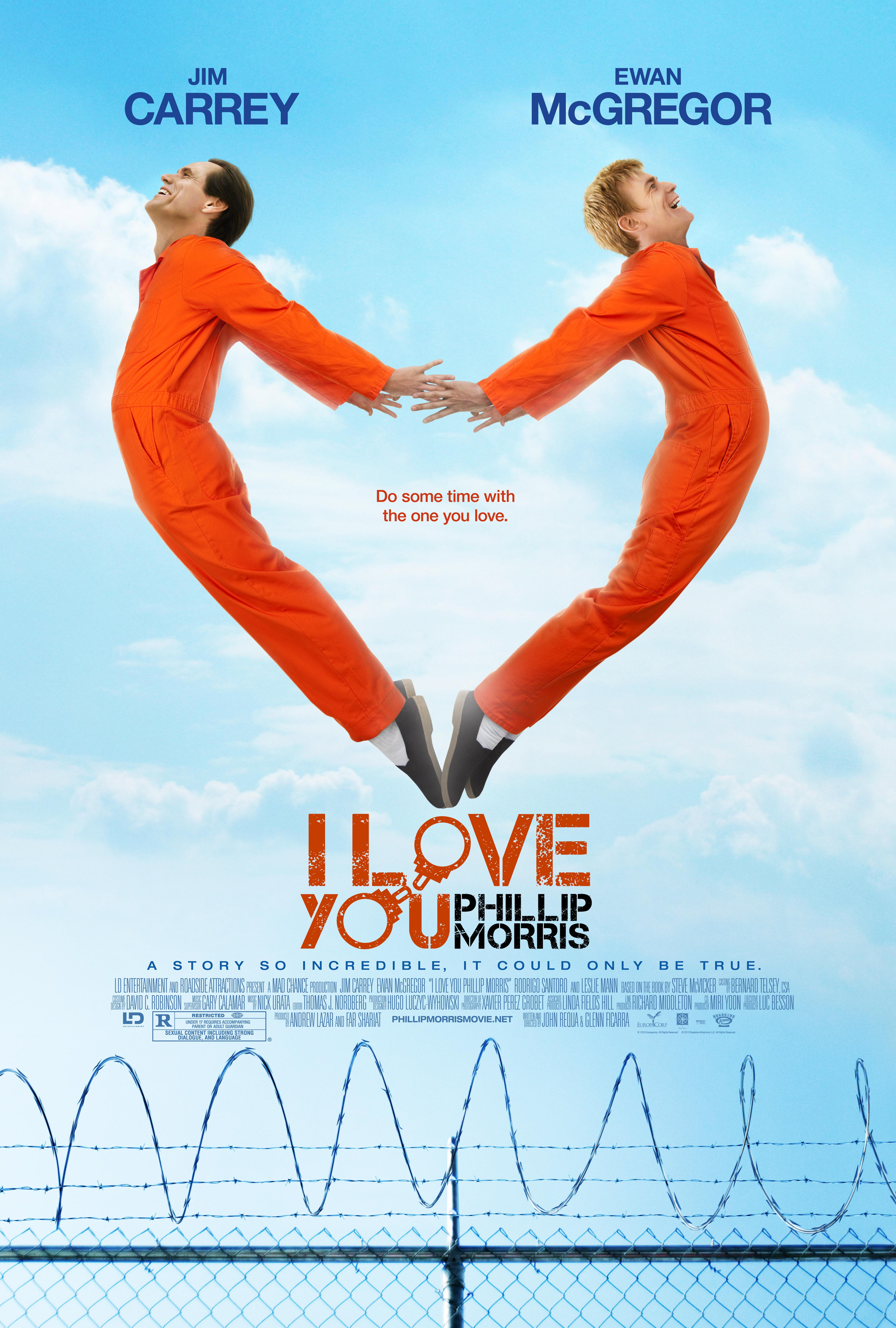 Movie Posters For I LOVE YOU PHILLIP MORRIS, HARRY POTTER