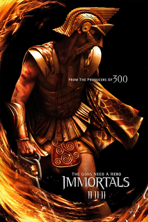 immortals-movie-poster-zeus dans Films series - News de tournage