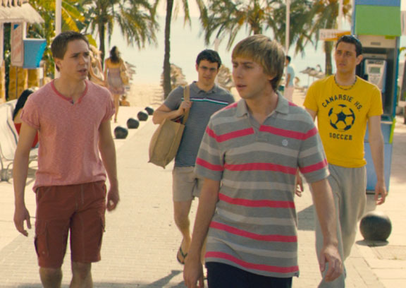 inbetweeners simon bird-james buckley joe thomas blake harrison