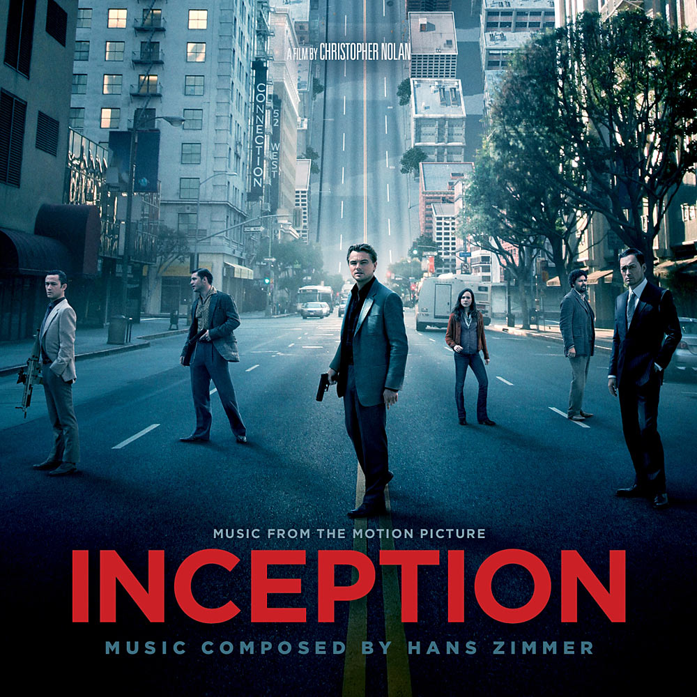 Inception soundtrack cover art for Hans zimmer time