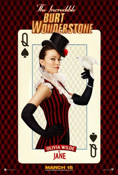 incredible-burt-wonderstone-poster-olivia-wilde