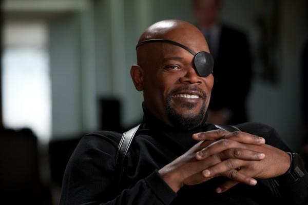 Captain Marvel Larson