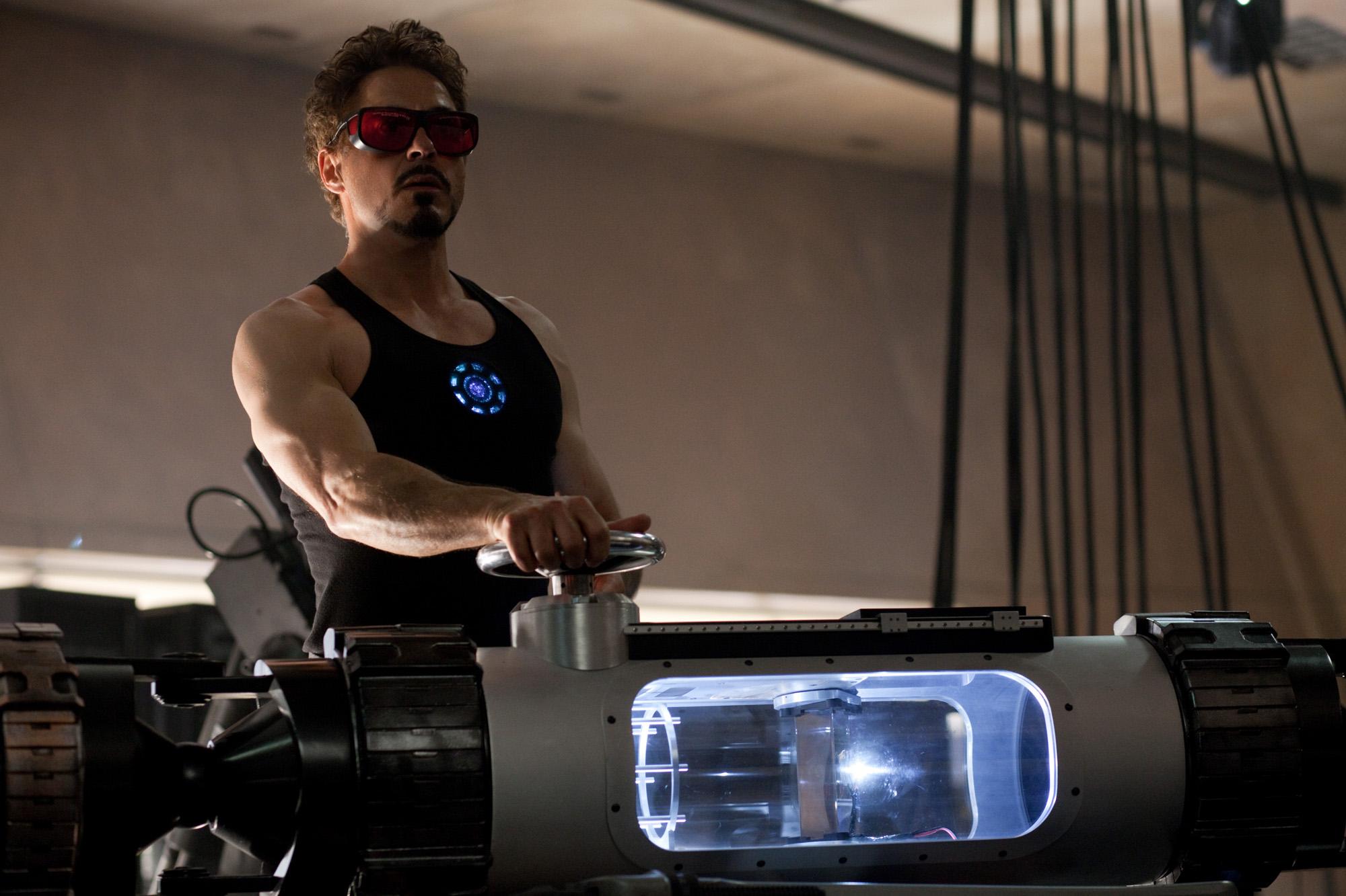 Iron Man'in Kalbi Gerçek mi Oluyor?