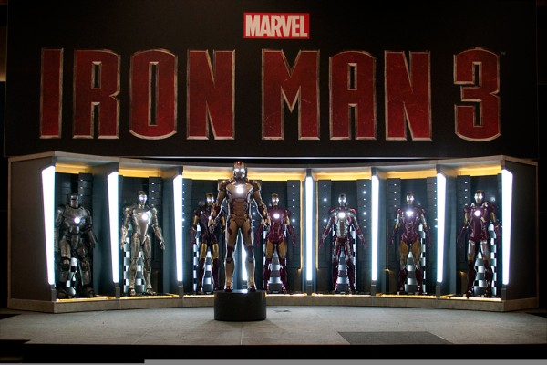 iron man 3 armor suit 600x400 Iron Man 3:Trailer