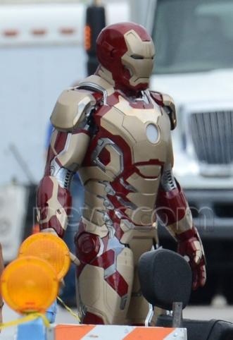 Iron Man 3 Suit Patriot [foto] Nowy kostium Ir...